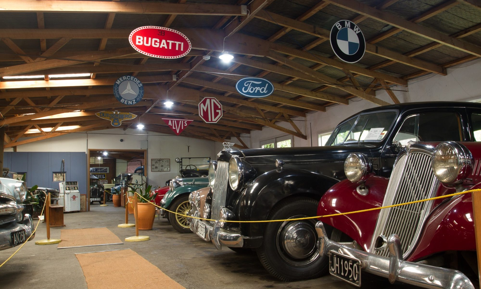 Welcome to the Yaldhurst Museum of Transport & Science